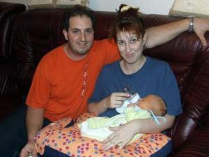 Boldog szülők 2007 nov. 30.
